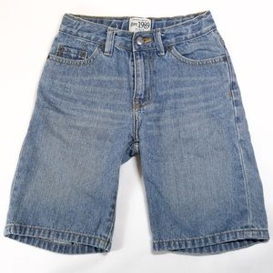 5/$15 Children's Place Boys Straight Jean Shorts